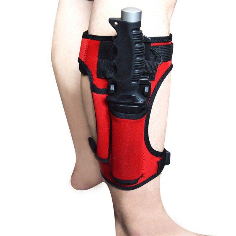 Комплект леггинсов для подводного плавания, уличное водонепроницаемое оборудование для дайвинга, набор ножей, регулируемые держатели для ...