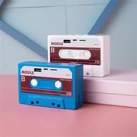 Haut-parleurs bluetooth portables  Support TF TWS  pour ordinateur  cinema  musique  style retro  rechargeable  radio stereo