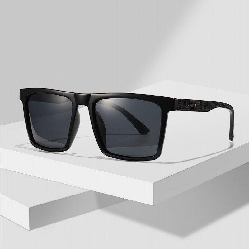 New High Definition Men Women Polarized Sunglasses Square Rays Sunglasses UV400 Sun Glasses Designer