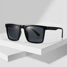 New High Definition Men Women Polarized Sunglasses Square Rays Sunglasses UV400  Sun Glasses Designe