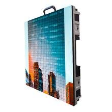 Panel de pantalla led para exteriores p3.91 500x500mm
