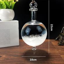 Weather Weather Forecast Decor Home &Amp; Living Stormglas Storm Glass Drops Rainstorm Diy Weather-Change Crystal Gifts Globe