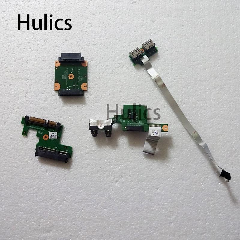 Hulics Original FOR HP Compaq CQ625 CQ 620 625 320 325 321 USB SD HDD ODD board