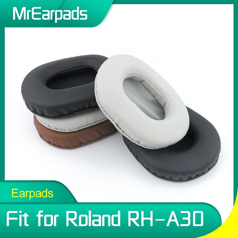 MrEarpads подушечки для Roland не наносящих вред RH-A30 RH A30 оголовье наушников Rpalcement амбушюры