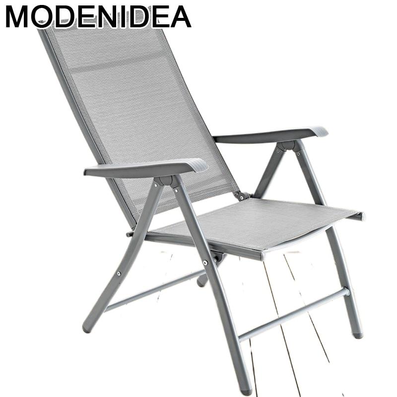 Da Giardino-Silla De Playa, Cama, Camping, balcón, Patio, Tumbona Para Salón al...