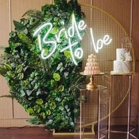 ohaneonk custom led bride to be flexible neon for wedding decoration bedroom home wall decor marriage party decorative