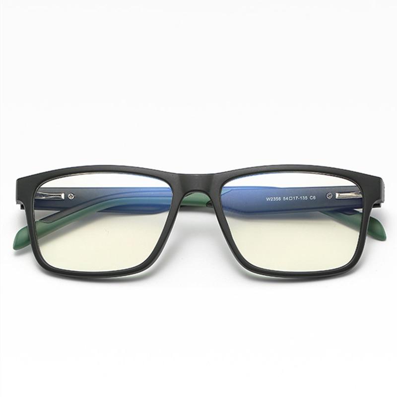 2020 novo tr anti-azul radiação óculos de jogo de computador óculos óculos anti-uv óculos de proteção quadro literário tendência