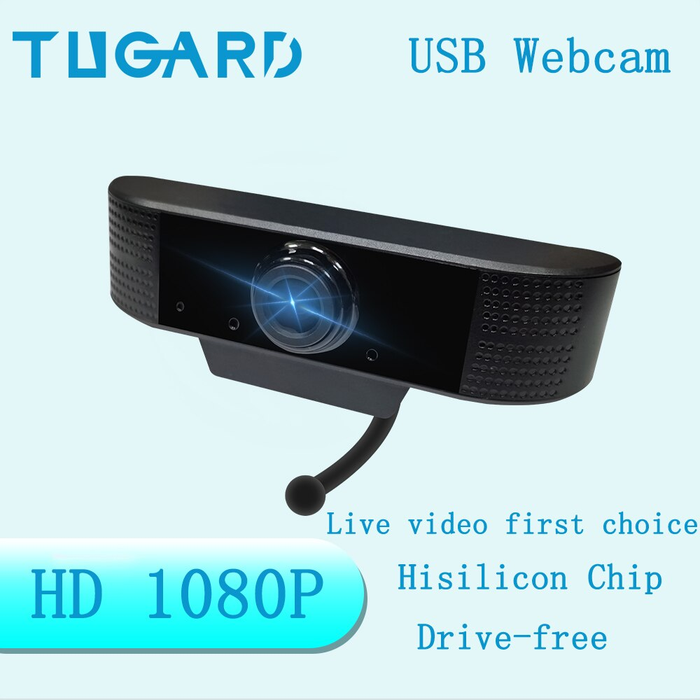 Full HD 1080P Webcam USB Camera Live Multiplayer Video Call Conference Teaching Video Webcam For PC Computer Laptop spedal 120° wide angle webcam full hd 1080p with tripod usb camera video conference for computer mac pc