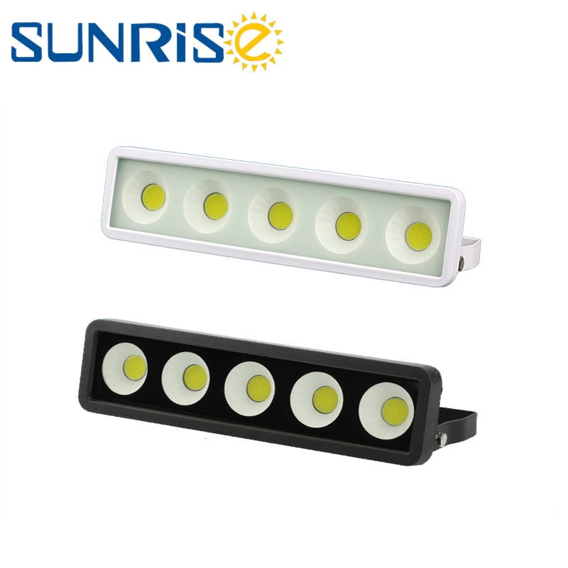 كشاف LED مقاوم للماء ، 50W ، 220V ، IP65 ، إضاءة المناظر الطبيعية الخارجية ، مصباح الشارع ، عاكس الضوء