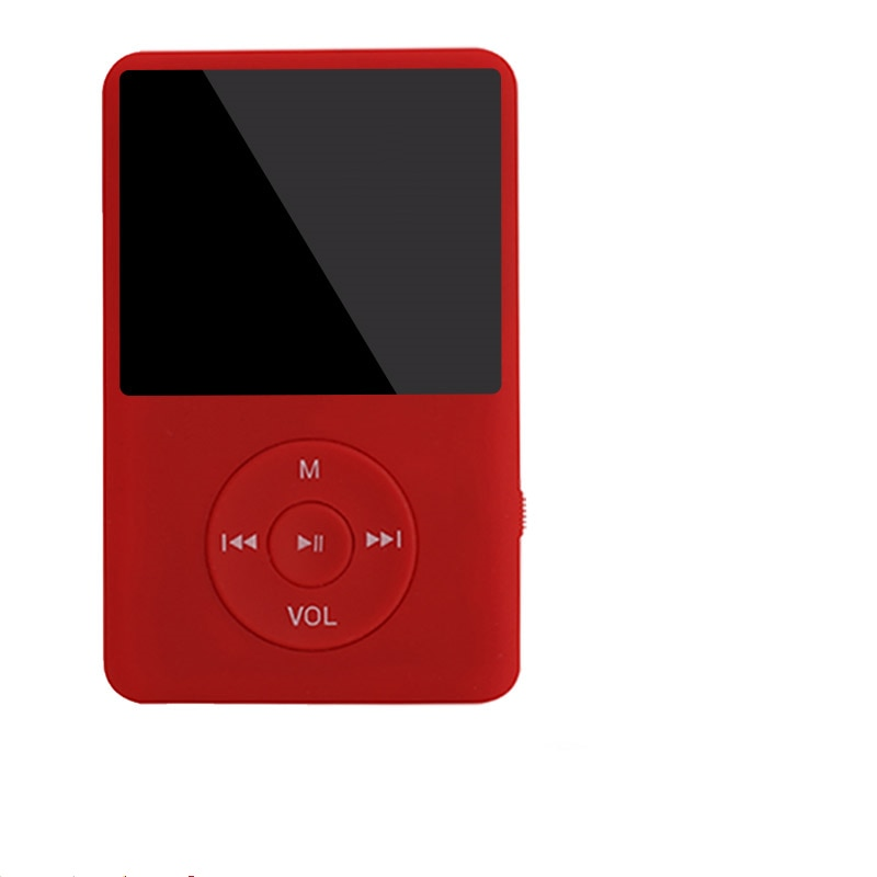 New Version Bluetooth MP3 Music Player with Loud Speaker and built-in 8GB 16GB 32GB HiFi Portable Walkman with Radio /FM/ Record enlarge