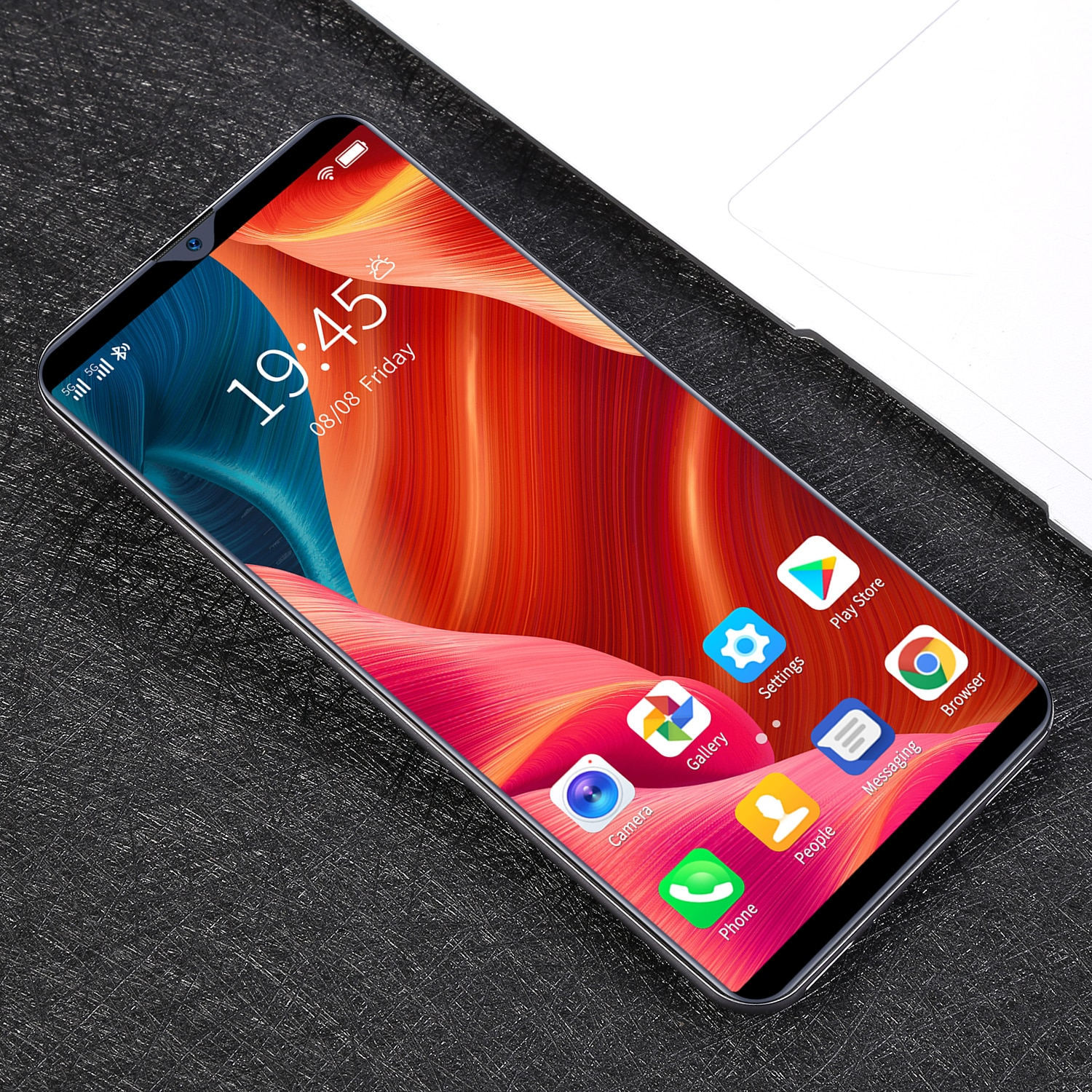 X50Pro+【New Arrival】Smartphone 6.3 Inch Full Screen HD Camera Large Memory RAM 1GB+ROM 8GB Android Mobile cellPhone Celulares