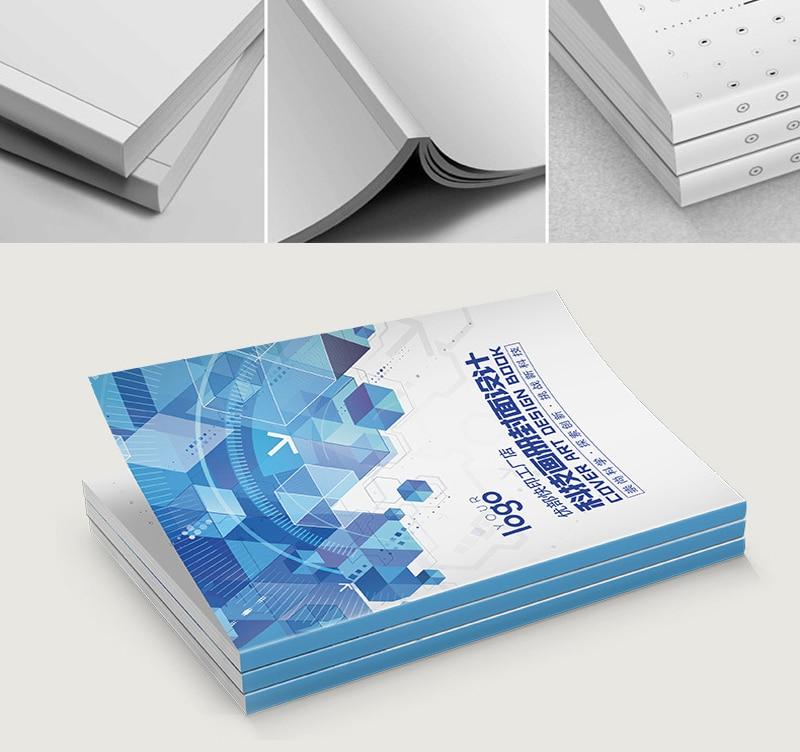 Высококачественный журнал, индивидуальный каталог, брошюры, печать брошюр