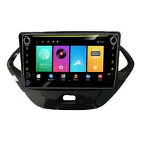 for ford figo 2015 2018 8 inch 2 din aandroid car stereo car multimedia player gps navigation car radio bluetooth compatible