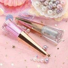 HOJO Shimmer Eyeliner Eyeshadow Liquid Glitter Diamond Glint 7 colors Adorn Your Beauty Makeup Cosmetics Waterproof Pigment