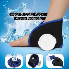 6 sac de glace Pack protecteur élastique cravate ceinture ensemble réutilisable genou tête jambe blessure soulagement de la douleur sac de glace Sport de plein air premiers soins
