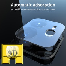 9D Camera Protector for iPhone 11 Pro Max Lens Protective Glass Screen Protector For iPhone 12 Pro M