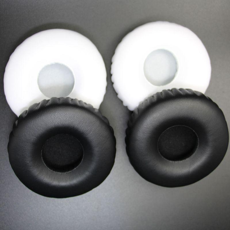 Almohadillas de esponja para auriculares, cojín de espuma suave de repuesto para...