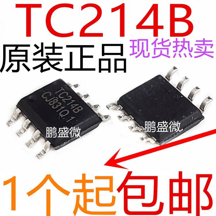 12pcs/lot TC214B SOP-8  L9110S In Stock