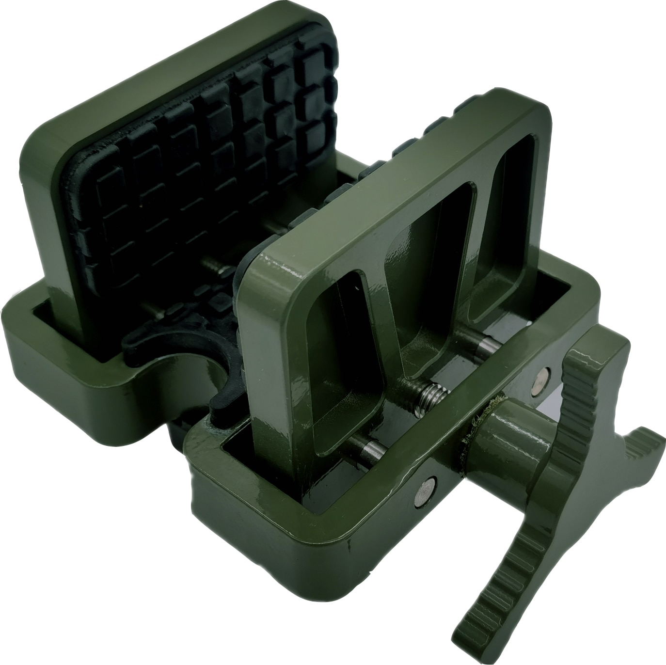 BOG DeathGrip بندقية محول تثبيت الترايبود البناء خفيفة الوزن ومشبك عالمي للصيد
