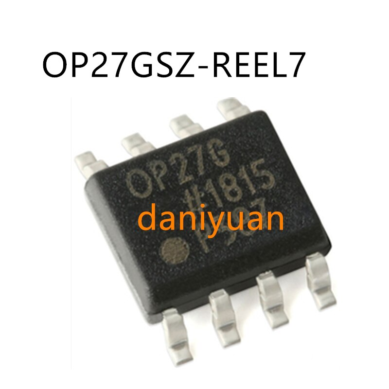 OP27GSZ-REEL7 SOP8 100% original Novo