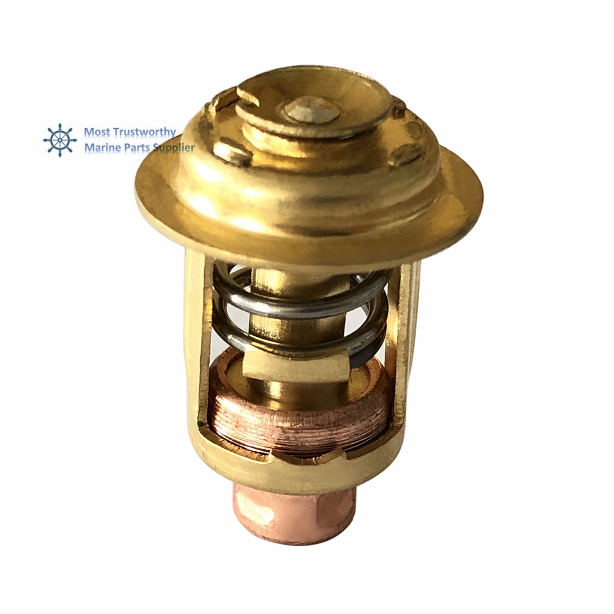 Nova Termostato 143F para Johnson Evinrude (5-235 HP) 18-3553 378065 393659 434841 5005440