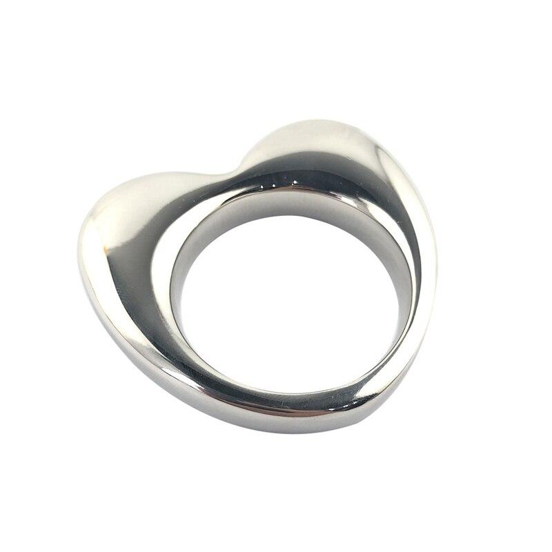 Кольцо кольцо из нержавеющей стали для секса кольцо на пенис кольцо с тонкой блокировкой кольцо с блокировкой микросхем мужское кольцо для ...