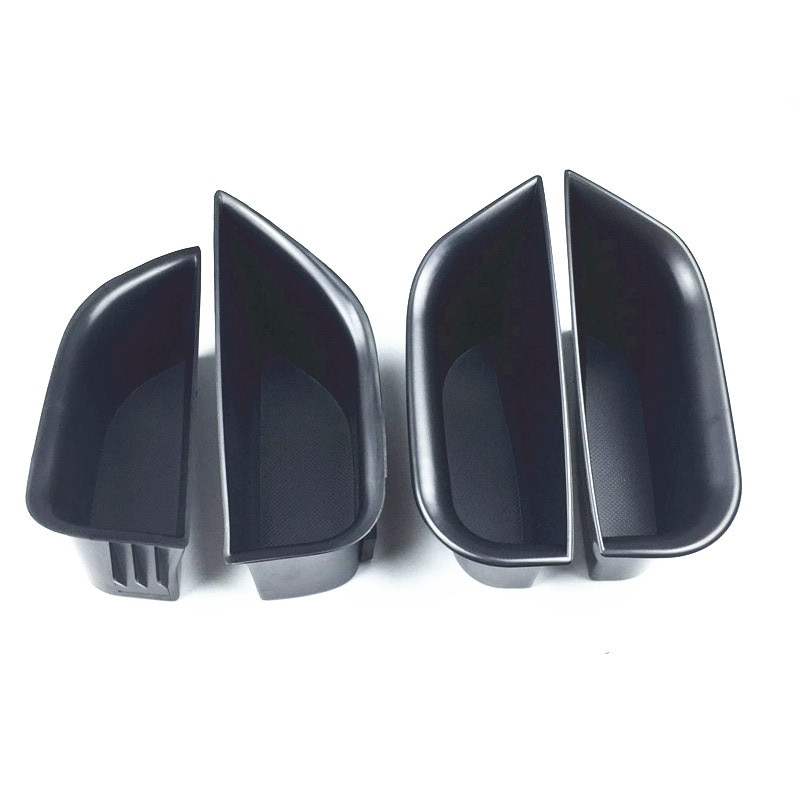 Manija de puerta Interior caja de almacenamiento contenedor bandeja accesorios para Mercedes Benz GLA X156 CLA C117 2013-2018