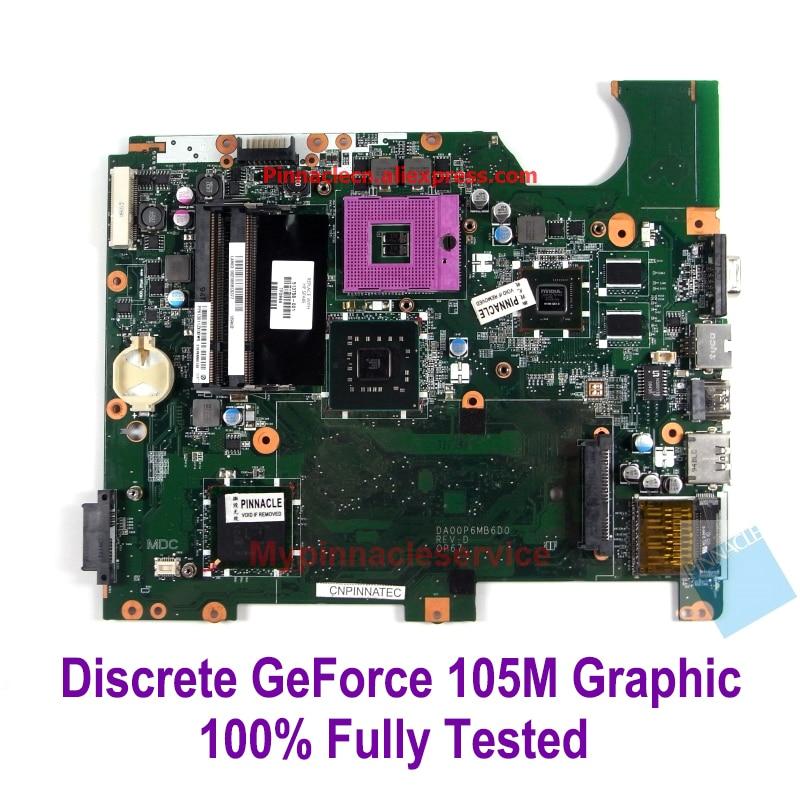 513758-001 لوحة رئيسية لأجهزة HP G71 كومباك presario CQ71 PM45 شرائح DAOOP6MB6D0