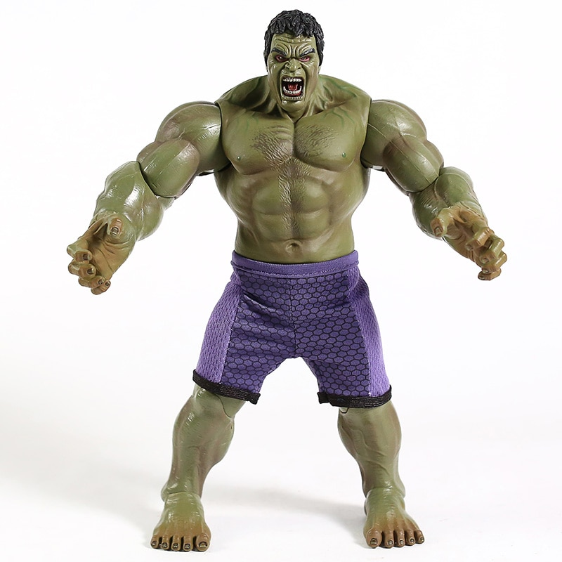 Hulk Bruce Banner 10 pcv Action figurka-Model kolekcjonerski zabawki