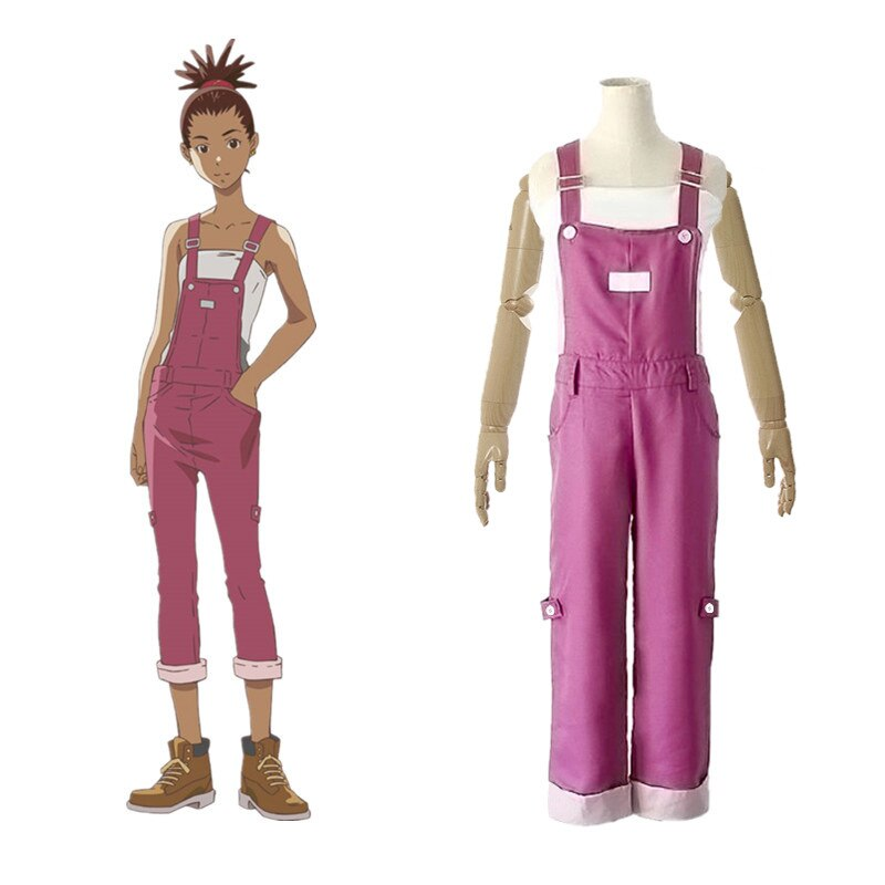 Disfraz de Cosplay HISTOYE The Animation CAROLE & TUESDAY, disfraz Carole, ropa de Cosplay para hombre, disfraz de Halloween, fiesta