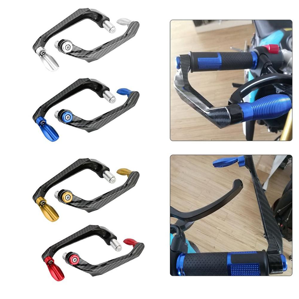 Universal Plastic Motorcycle Handbar Brake Clutch Lever Guard Protector System Motorcycle Accessories
