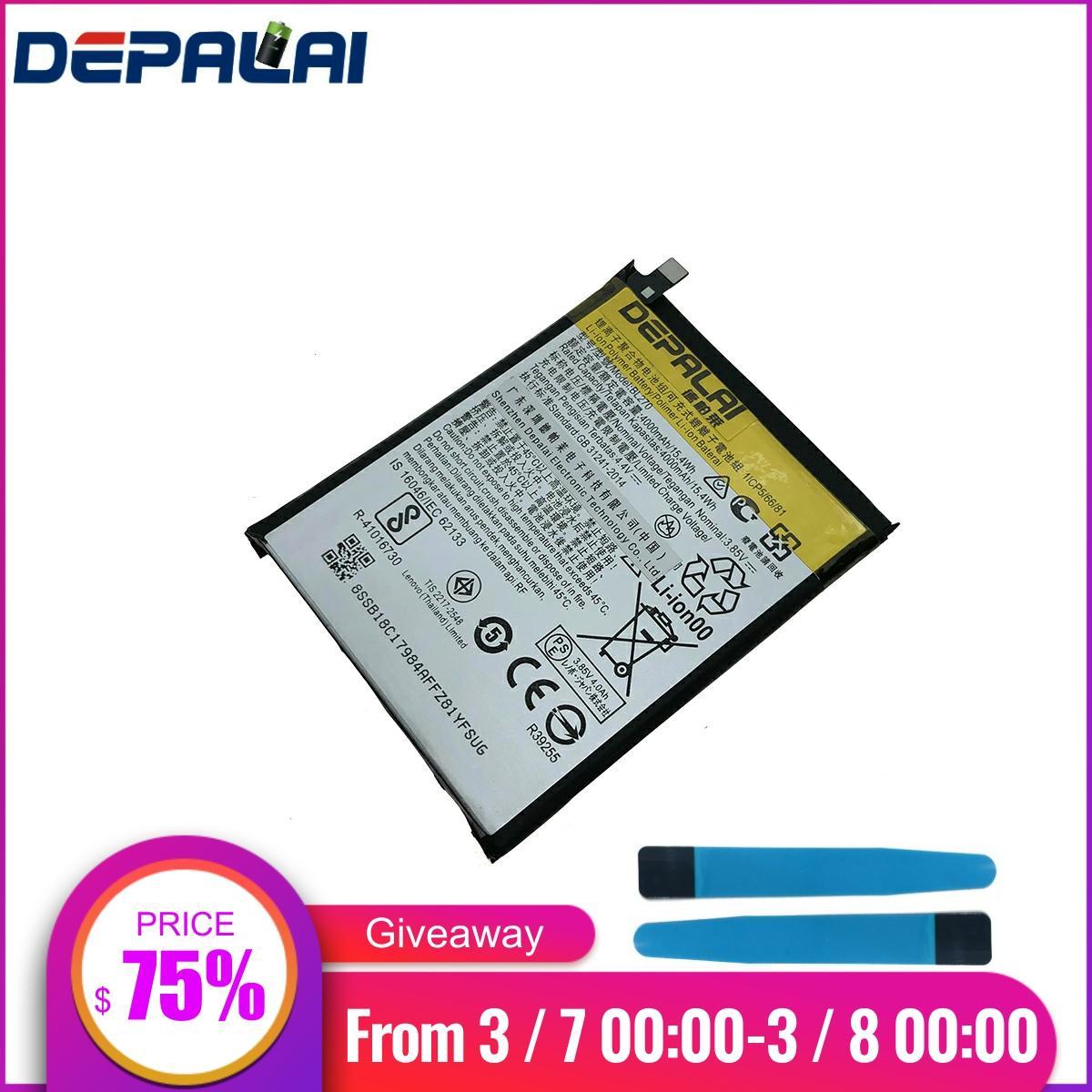 3,85 V 4000 mAh BL270 батарея для Lenovo Vibe K6 Plus G Plus/G5 Plus Мобильный Аккумулятор Bateria