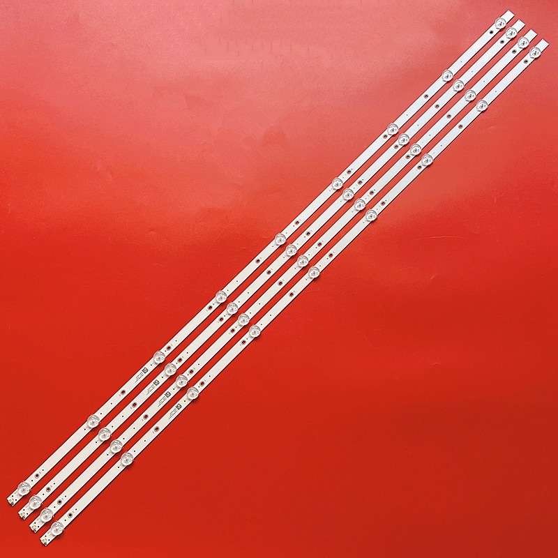 50pug6102 / 78 50PUF6102/T3 LED شريط إضاءة خلفي CEJJ-LB500Z-9S1P-M3030-H-1 ل فاي الشفاه 50PUG6513 LE50U7970 LE50S5970 50puf6192