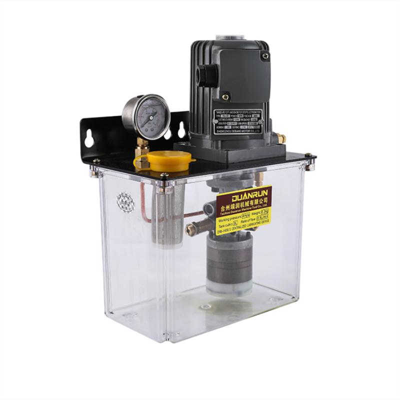 12v 24v 220v gearbox oil changer pump oil gear oil pump Drb-g630-3l electric lubricating pump Automatic lubricating oil pump 380V gear grease concentrator for oil pump
