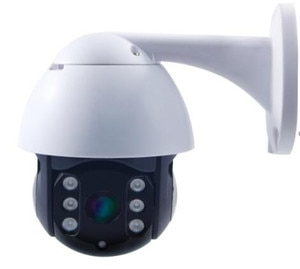 2.5Inch 2MP 1080p Wireless PTZ IP Camera Outdoor Water-proof Onvif