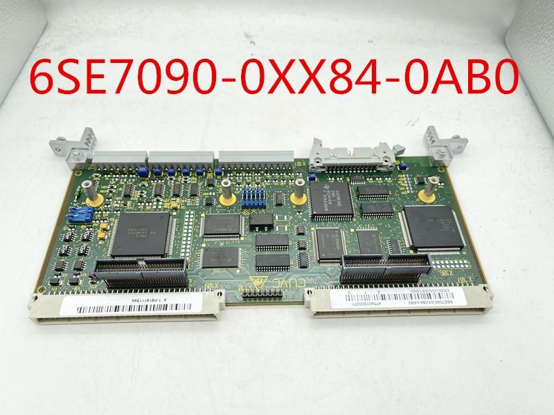 6SE7090-0XX84-0AB0 العاكس 70 سلسلة النسخة القديمة اللوحة CUVC مجلس io محطة المجلس
