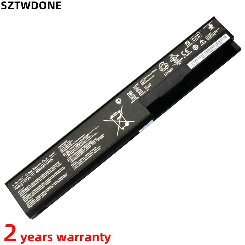SZTWDONE A32-X401 bateria Do Portátil para ASUS X301A X301U X401U X401A X501A1 X501U F301 F301A F301U F401A1 F401U F501A F501U S401