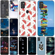 Phone Cases For ZTE Blade A7 A7S 2019 2020 Soft TPU Cover Color Luxury popular Printing Mobile Fashi