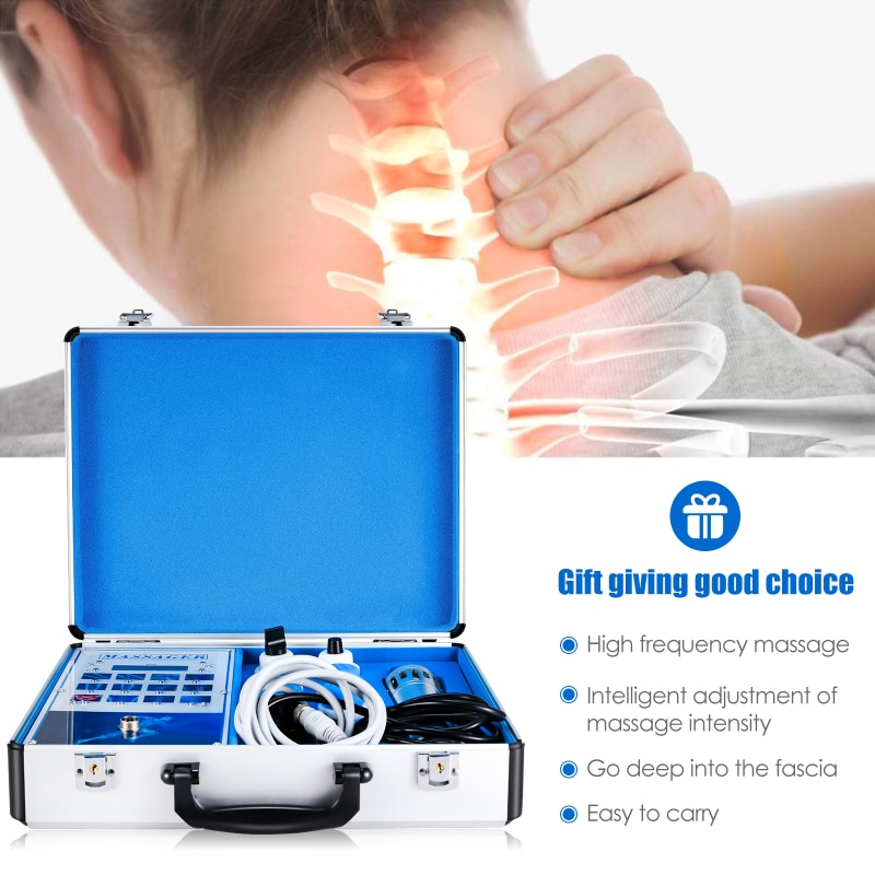 110/220V Shockwave Therapy Machine Physiotherapy Extracorporeal Massage Relaxation Instruments Shock Wave ED Treatment enlarge