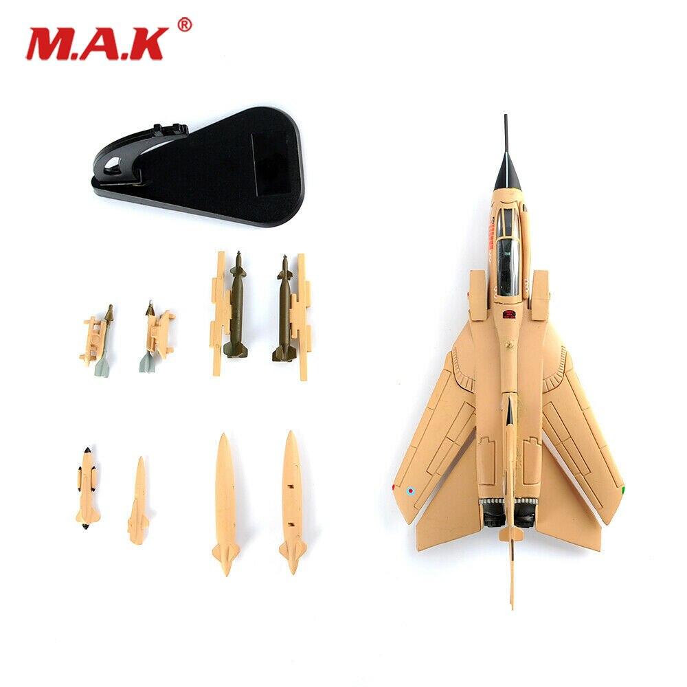 1100, modelo de avión de Tornado IDS, modelo de avión de guerrero de juguete del viento fuerte del Reino Unido, para coleccionar, regalo para niños