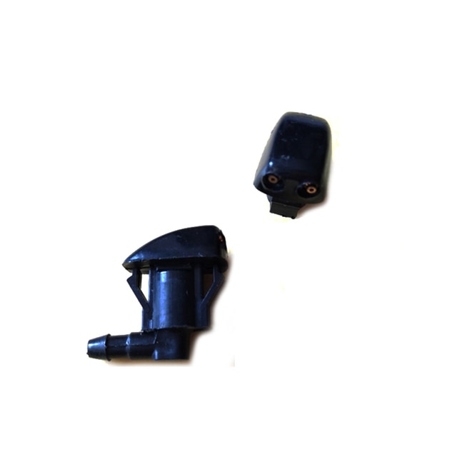 2PCS Front Windshield Washer Nozzles For BYD F3 2005-2013 Auto Replacement Parts