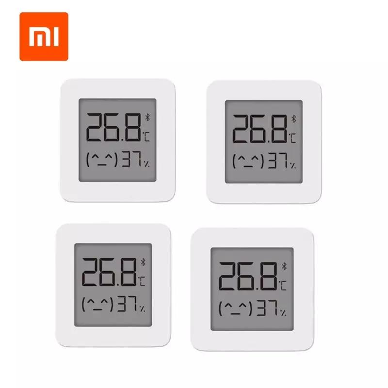 Original Xiaomi Mijia Bluetooth Thermometer Smart LCD Screen Electric Digital Hygrometer Humidity Sensor App