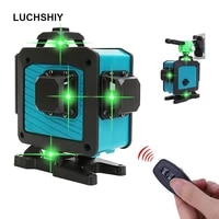 laser levels 16 lines 4d auto self leveling 360 horizontal and vertical cross super powerful green laser beam lines laser levels