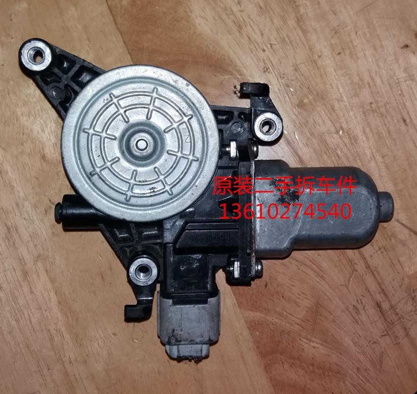 Motor de elevación de cristal del regulador de la ventana del coche original usado para Subaru FORESTER LEGACY XV Outback