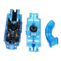 portable bicycle chain cleaner bike clean machine brushes scrubber wash tool mountain cycling cleaning kit outdoor accessories