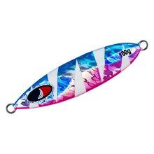 Noeby fishing lure jigging slow jigging lead jig luminous color 80g 100g,120g, 150g,180g,210g metal lead jig lures