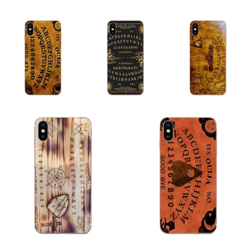 Ouija Board Supernatural Ancient Thin For LG G2 G3 G4 G5 G6 G7 K4 K7 K8 K10 K12 K40 Mini Plus Stylus ThinQ 2016 2017 2018