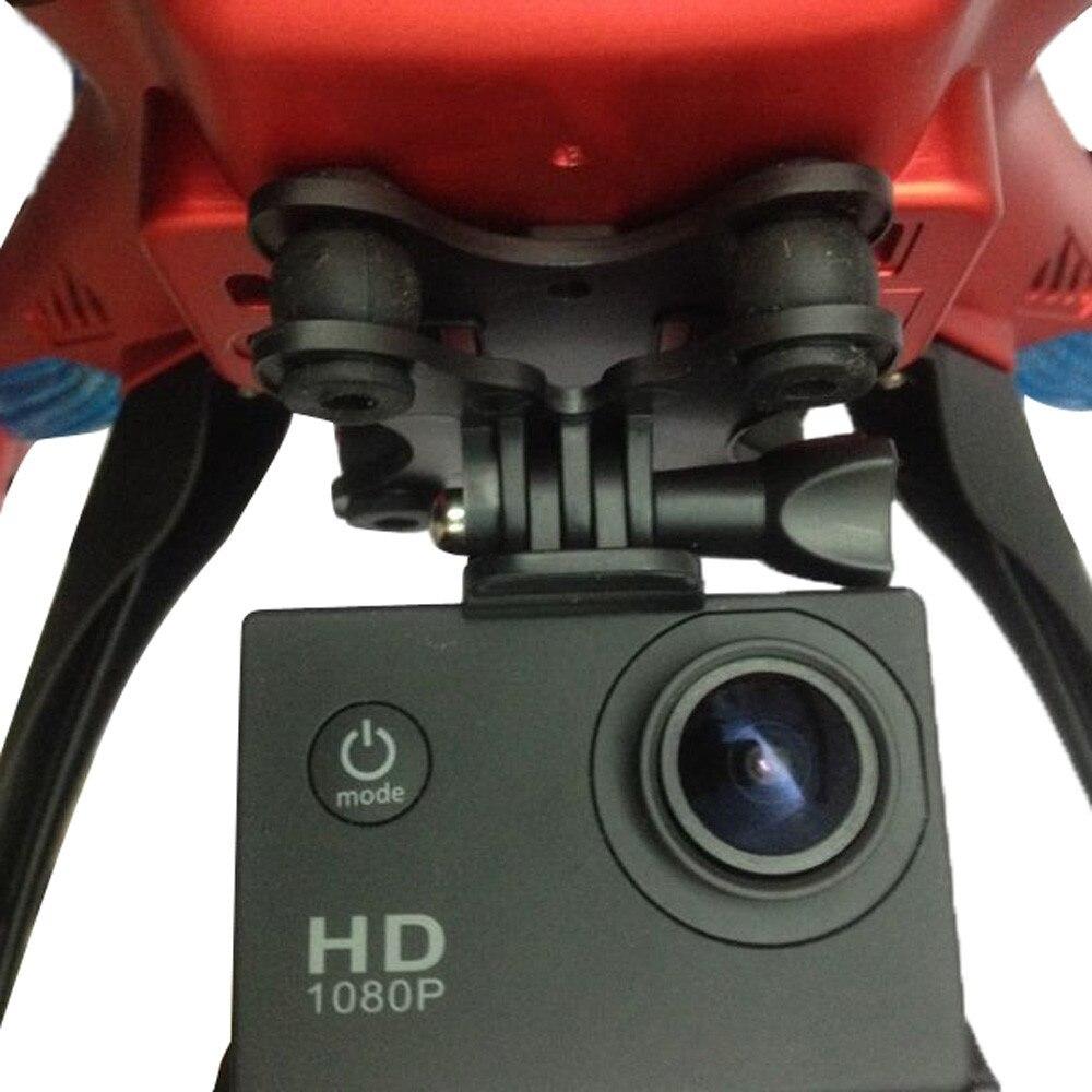 Kamera Halter Mit Gimble/gimbal Für Syma X8 Serie Quadcopter Drone Hubschrauber Servo Scania Сервопривод Блок Питания