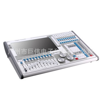 TigerTouch touch tiger console DMX512 console MA console Stage lighting console