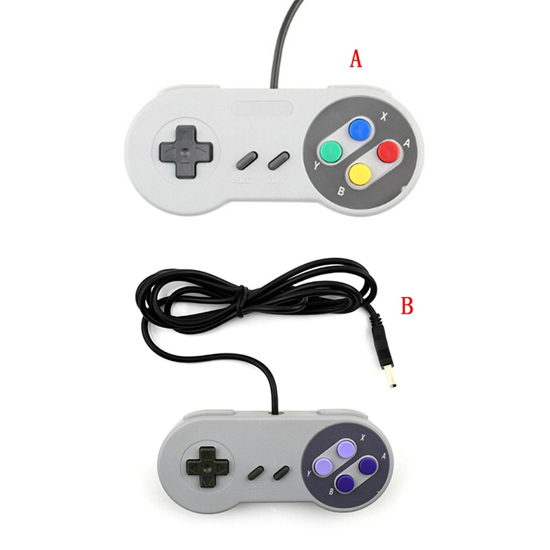 USB Controller Gaming Joystick Gamepad Controller for Nintendo SNES Game pad for Windows PC MAC Computer Control Joystick data frog usb wired gaming joystick gamepad for nintendo snes